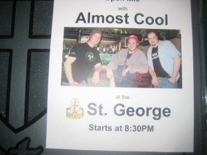 First St. George Poster